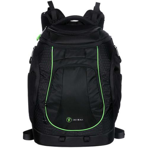 Ikigai Medium Rival Backpack with Camera Cell (Black) KIT102