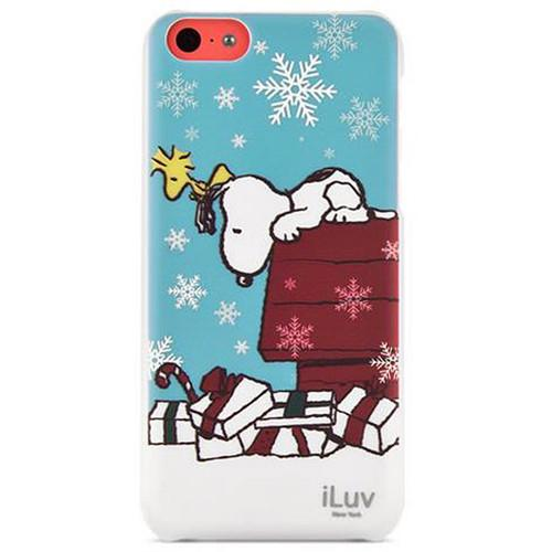 iLuv Snoopy 3D Case for iPhone 5/5s (Blue) AI5SNOHBL