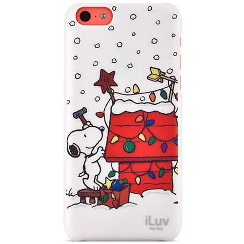 iLuv Snoopy 3D Case for iPhone 5/5s (White) AI5SNOHWH