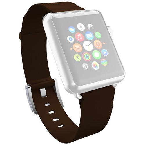 Incipio Premium Leather Band for Apple Watch WBND-001-ESPRSO