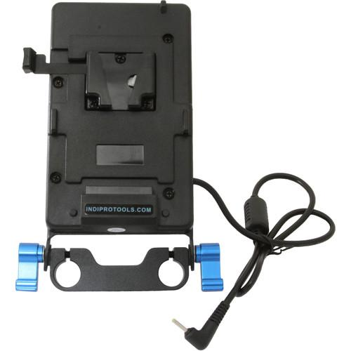 IndiPRO Tools V-Mount Plate for Blackmagic Pocket Cinema PDVBMPC