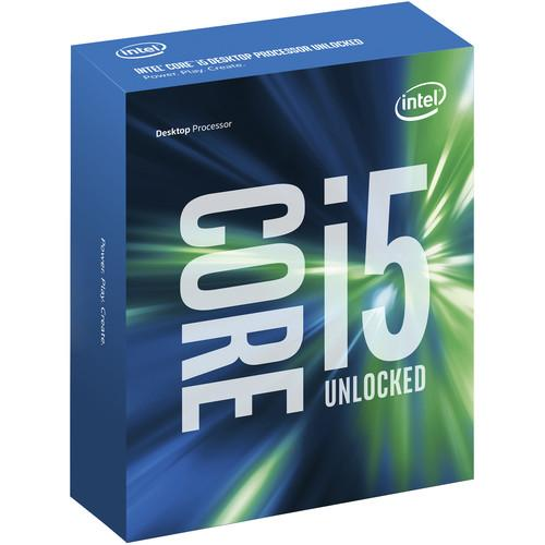Intel Core i5-6600K 3.5 GHz Quad-Core Processor BX80662I56600K