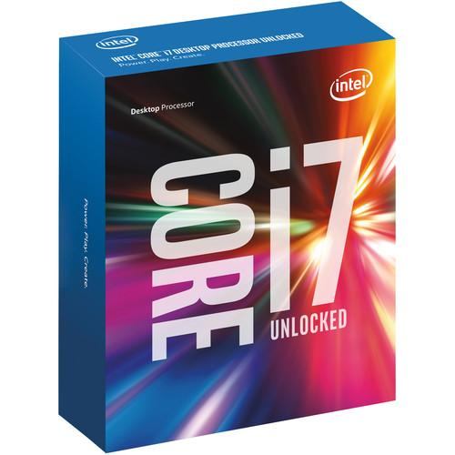 Intel Core i7-6700 3.4 GHz Quad-Core Processor BX80662I76700