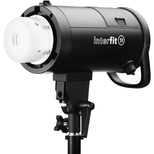 Interfit S1 500Ws HSS TTL Battery-Powered Monolight INTS1