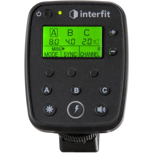 Interfit  S1 TTL Remote for Canon INTR1C