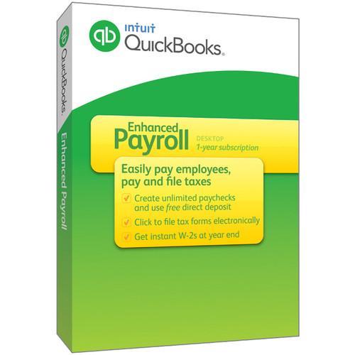 User Manual Intuit Quickbooks Enhanced Payroll 2016 426623 Pdf