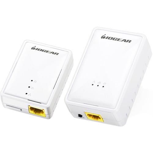 IOGEAR Powerline Wireless Extender Kit (984') GPLWEKIT