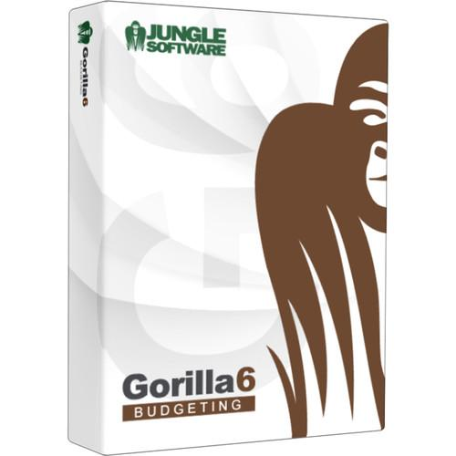 Jungle Software Gorilla 6 Budgeting (Download) 605021