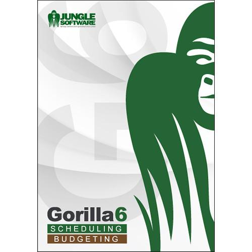 Jungle Software Gorilla 6 Scheduling and Budgeting Combo 606021