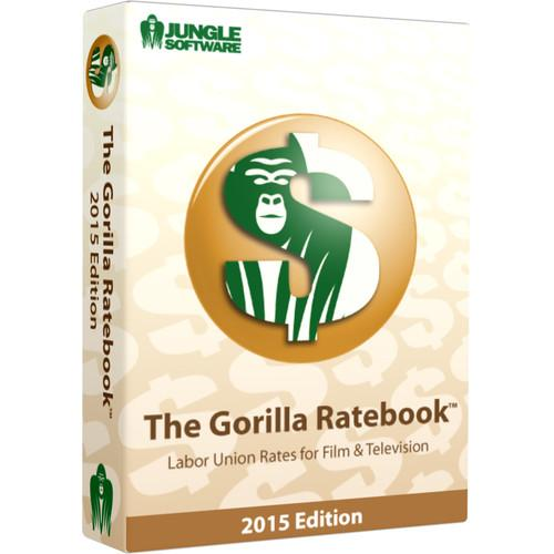 Jungle Software  The Gorilla Ratebook RB-2014