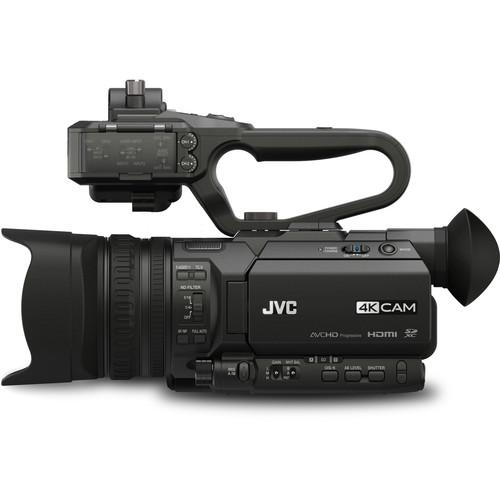 user manual jvc gy hm170ua 4kcam compact professional camcorder gy rh pdf manuals com JVC HD Everio Camcorder Review JVC Compact VHS Camcorder Tapes