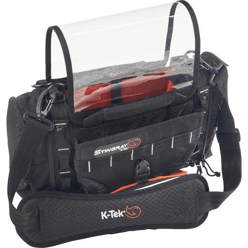 K-Tek Stingray Junior - Audio Mixer Recorder Bag KSTGJ