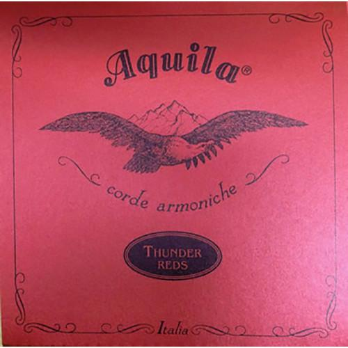 KALA Aquila Thunder-Reds U-BASS Strings (Red) AQ-R-TG-4