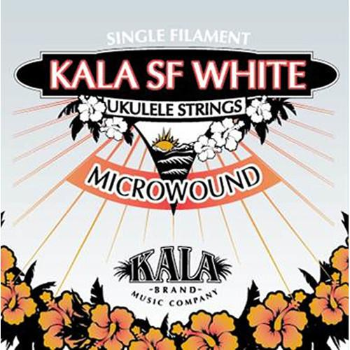 KALA Pearls Single Filament Ukulele Strings PEARLS-B