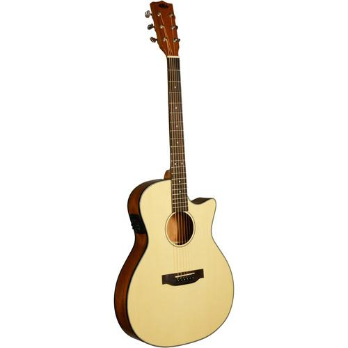 KALA Thinline Steel-String Acoustic Electric KA-GTR-SMTS-E