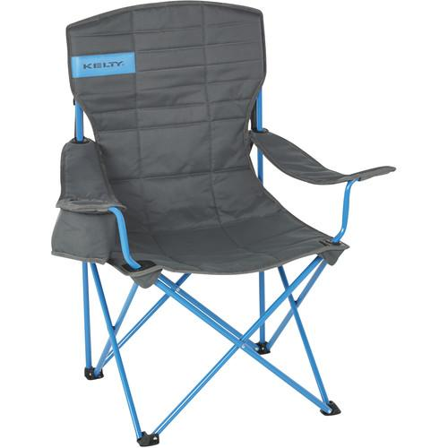 Kelty Essential Chair (Smoke/Paradise Blue) 61511716SM