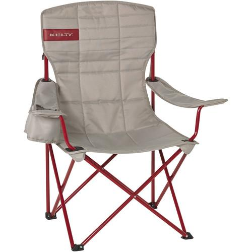 Kelty Essential Chair (Tundra/Chili Pepper) 61511716TUN