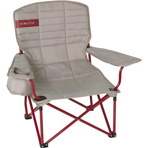 Kelty Folding Lowdown Chair (Tundra/Chili Pepper) 61510316TUN