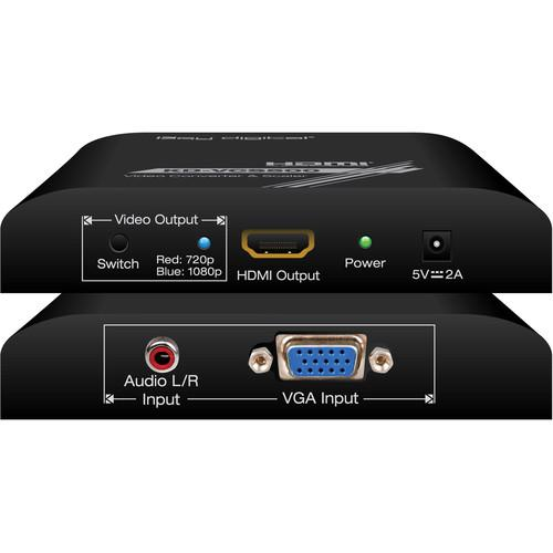 Key-Digital KD-VCS500 Video Converter & Scaler KD-VCS500