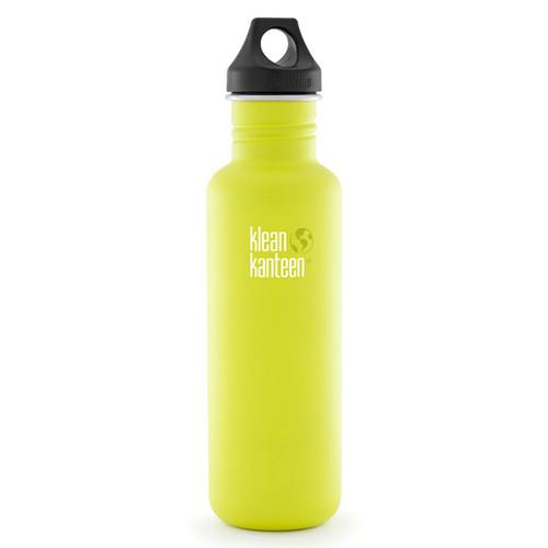 Klean Kanteen Classic 27 oz Water Bottle with Loop K27CPPL-LP