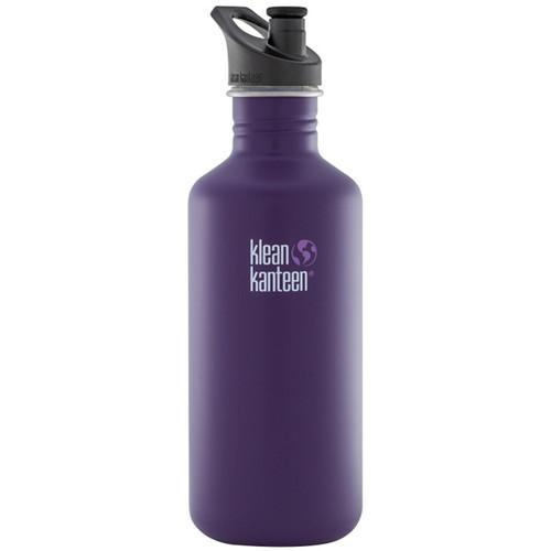 Klean Kanteen Classic 40 oz Water Bottle with Loop K40CPPL-BRS
