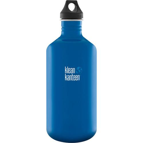 Klean Kanteen Classic 64 oz Water Bottle with Loop K64CPPL-BP