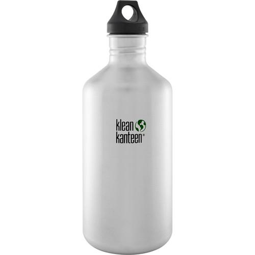 Klean Kanteen Classic 64 oz Water Bottle with Loop K64CPPL-BS
