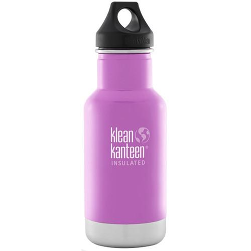 Klean Kanteen Vacuum Insulated Classic Water Bottle K12VCPPL-MF
