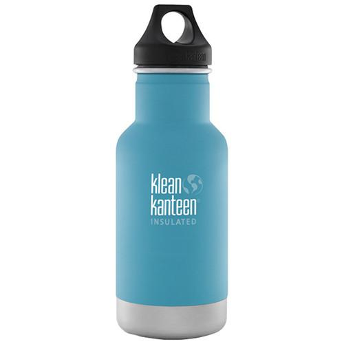 Klean Kanteen Vacuum Insulated Classic Water Bottle K12VCPPL-QS