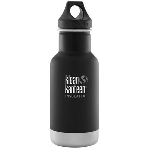 Klean Kanteen Vacuum Insulated Classic Water Bottle K12VCPPL-SB