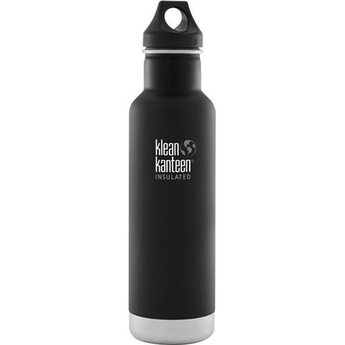 Klean Kanteen Vacuum Insulated Classic Water Bottle K20VCPPL-SB