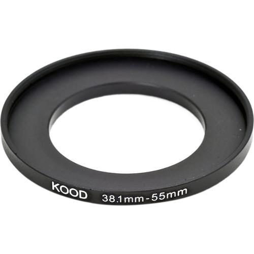 Kood  38.1-55mm Step-Up Ring ZASR38.155