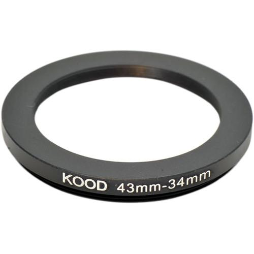 Kood  43-34mm Step-Down Ring ZASR4334