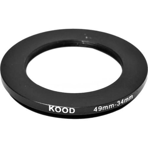 Kood  49-34mm Step-Down Ring ZASR4934