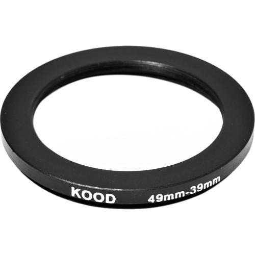 Kood  49-39mm Step-Down Ring ZASR4939