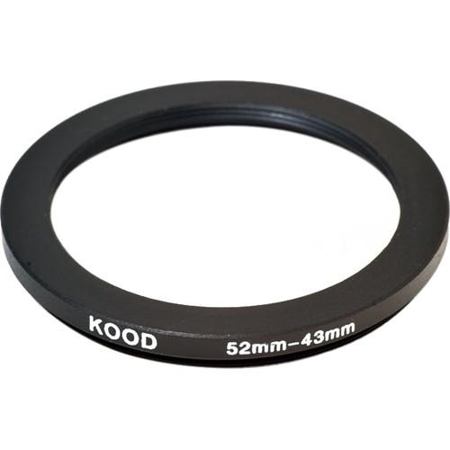 Kood  52-43mm Step-Down Ring ZASR5243