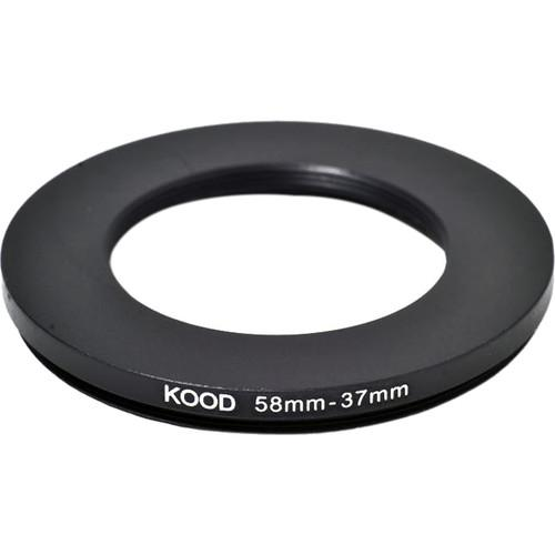 Kood  58-37mm Step-Down Ring ZASR5837