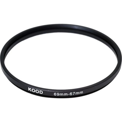 Kood  69-67mm Step-Down Ring ZASR6967