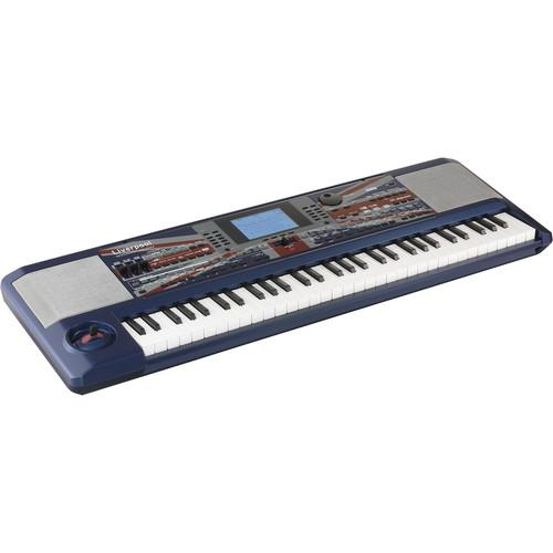 Korg Liverpool - Arranger Keyboard Featuring Songs LIVERPOOL