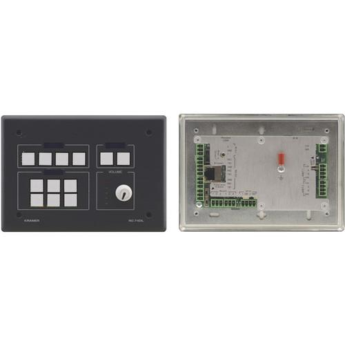 Kramer 12-Button Master Room Controller with Digital RC-74DL(W)