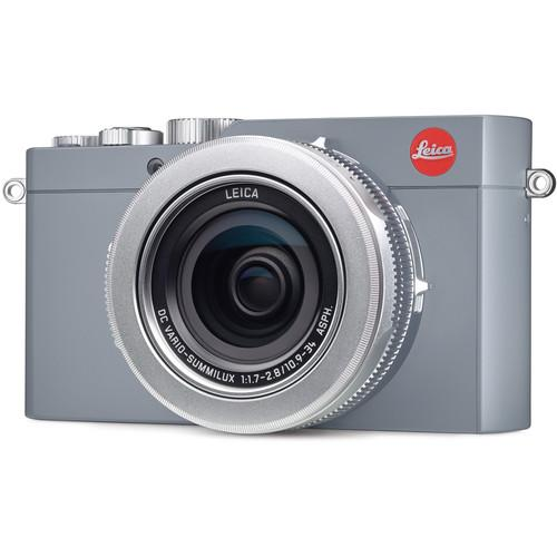 Leica D-LUX (Typ 109) Digital Camera (Solid Gray) 18476