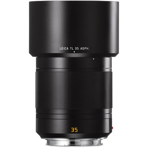 Leica Summilux-TL 35mm f/1.4 ASPH Lens (Black Anodized) 11084