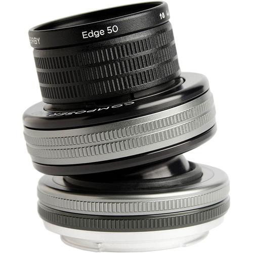 Lensbaby Composer Pro II with Edge 50 Optic for Pentax LBCP2E50P