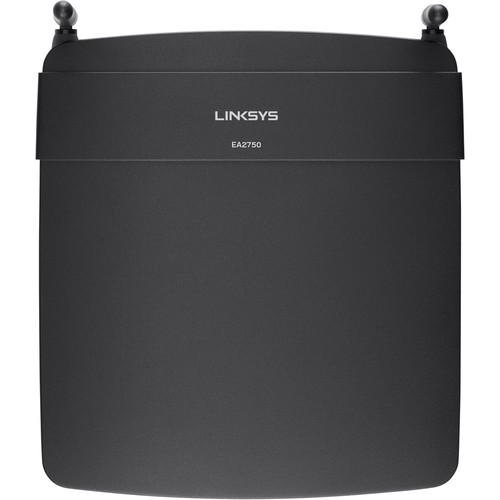 Linksys EA2750 Dual-Band Wireless-N600 Smart Wi-Fi EA2750, Linksys, EA2750, Dual-Band, Wireless-N600, Smart, Wi-Fi, EA2750,