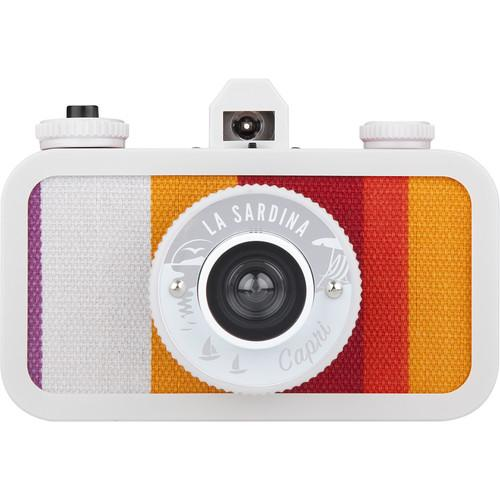 Lomography  La Sardina Capri Camera SP105CP