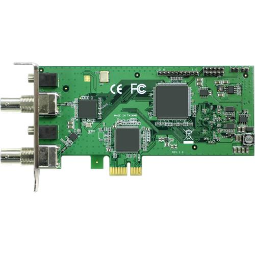 Lumens PCIe Capture Card for SDI PTZ Video SL512 N1-L SDI