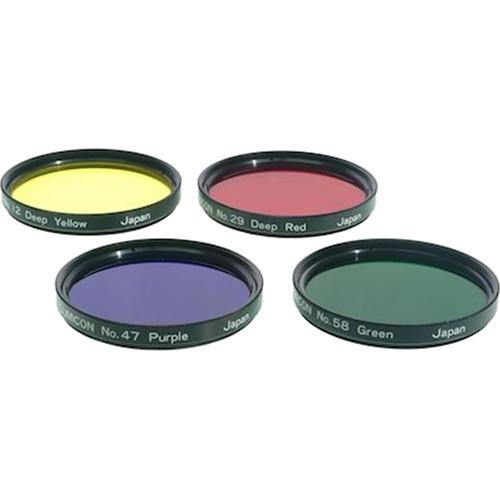 Lumicon LF5075 Lunar and Planetary Dark Filter Set LF5075