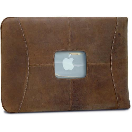 MacCase Premium Leather MacBook Air & Pro Sleeve L11SL-VN