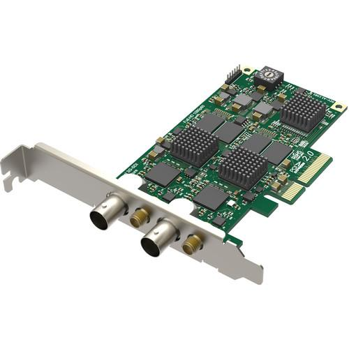 Magewell PC-200-DE-SDI SDI Capture Card (2-Channel)