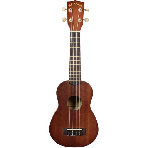 MAKALA MK-S/Pack: MK-S Soprano Ukulele with Bag and MK-S/PACK